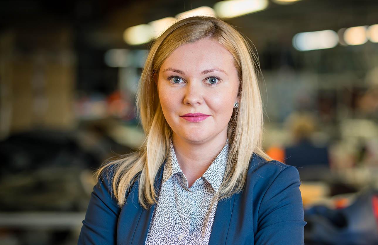 Ewelina Radomska nowym CEO Tekosom